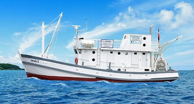 Inauguration of Demo Boat a Milestone in Thai Fishing Industry
