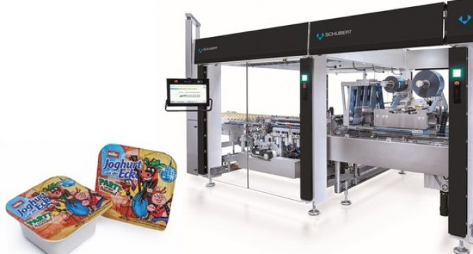 Gerhard Schubert at the Anuga FoodTec in Cologne,  Hall 8.1, Stand D080/E089