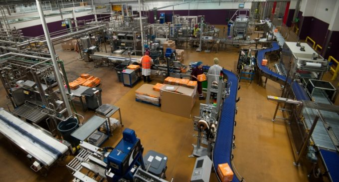 Nichols Invests £4.5 Million in Vimto Ross Factory