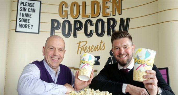 Golden Export Success For Popcorn Firm