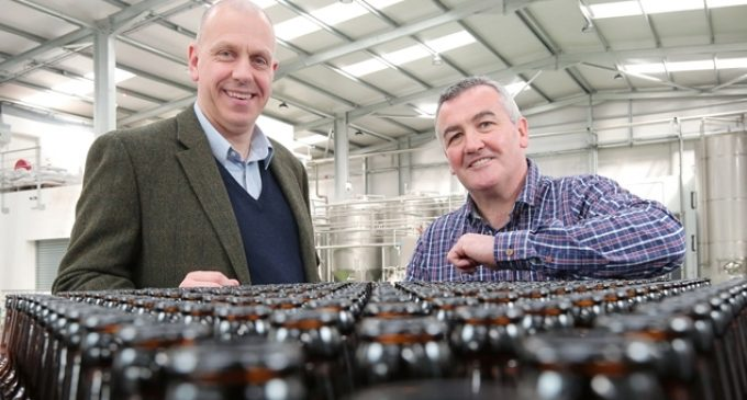 Whitewater Brewery Builds its International Customer Base
