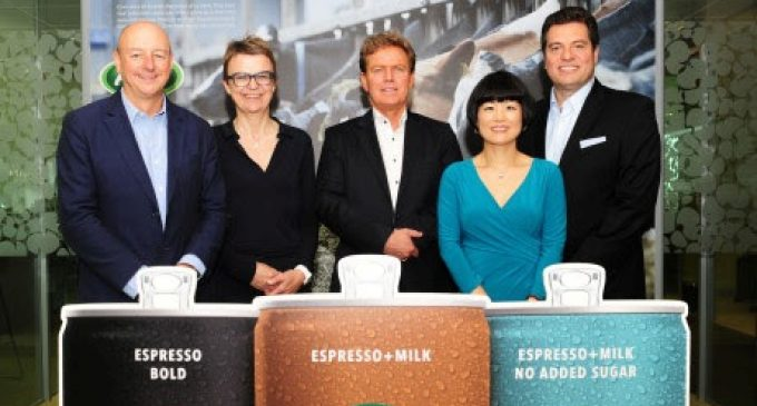 Starbucks Extends Strategic Partnership With Arla Foods