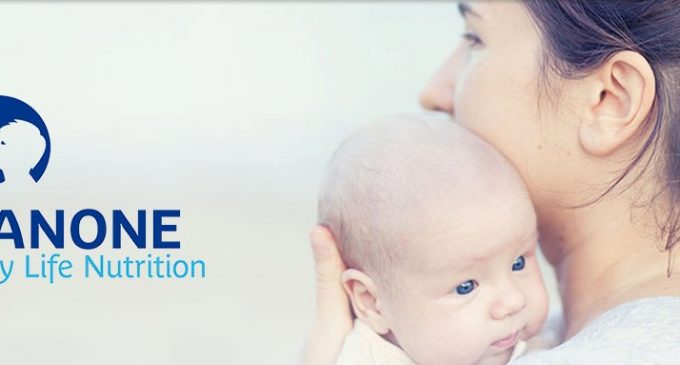Danone Early Life Nutrition Launches Category Overhaul