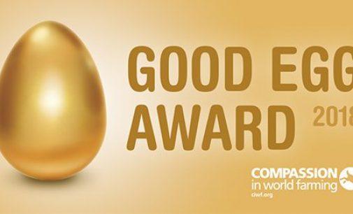 Nestlé Receives 'Good Egg Award' For Cage-free Goal