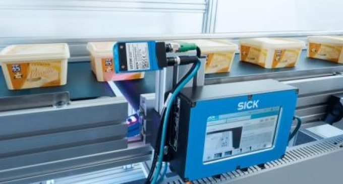 SICK's Inline Code Matcher Verifies 'Right Product – Right Packaging'