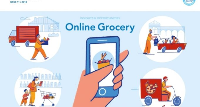 Smart Packaging Offers Exciting Opportunities in Fast Growing Online Grocery
