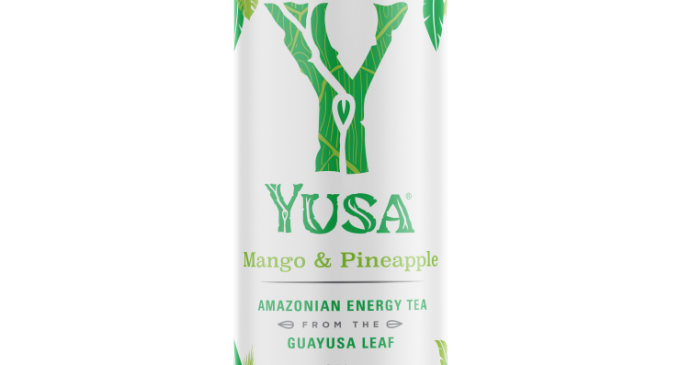 The UK's First Amazonian Energy Tea Launches