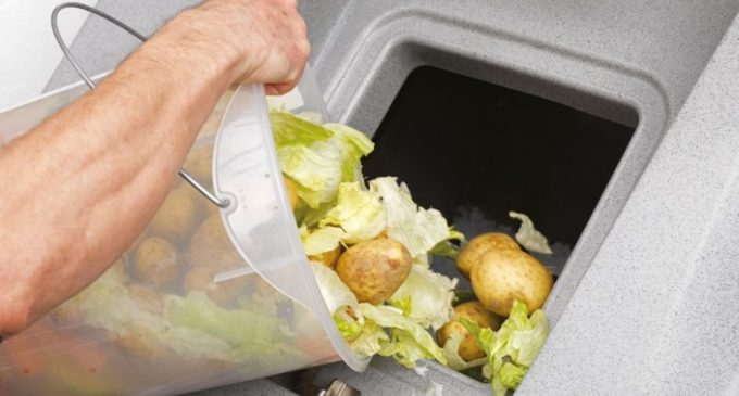 Intelligent Waste Management Facility Turns Food Waste into Water