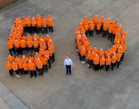 Eriez Magnetics Europe Celebrates 50 Years  of Manufacturing Excellence