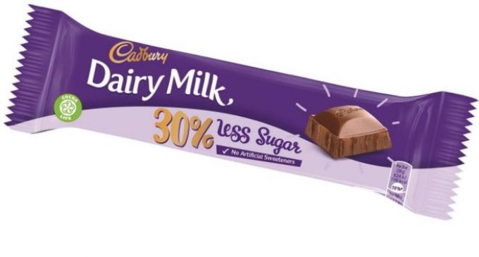Mondelēz International to Launch 30% Lower Sugar Cadbury Dairy Milk Option in the UK and Ireland