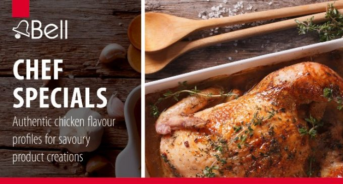 Bell Flavors & Fragrances EMEA Releases Natural Chicken Flavour Range