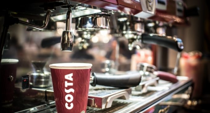 Deliveroo, Costa Coffee and BrewDog are the UK's Fastest Growing Brands