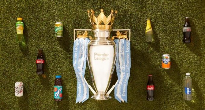 Coca-Cola Great Britain Teams Up With Premier League