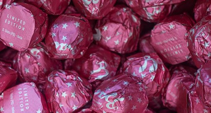 Ruby Chocolate Revolution Continues With Baci Perugina