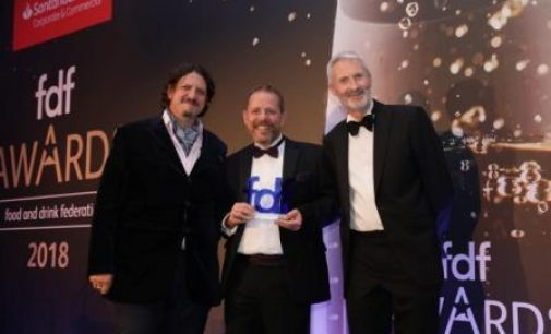 RSSL's Simon Flanagan Wins Scientist of the Year at Food & Drink Federation Awards