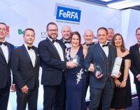 Large Wins For Flowcrete UK at FeRFA Awards 2018