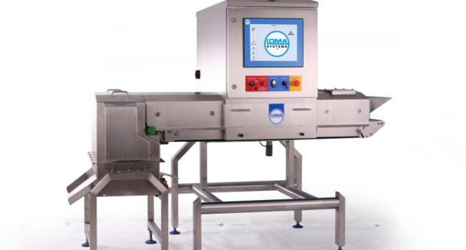 Loma Launches New X5 bulkflow X-ray Inspection System