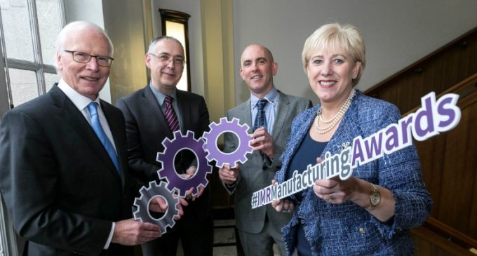 Launch of the Inaugural Irish Manufacturing and Supply Chain Awards 2019