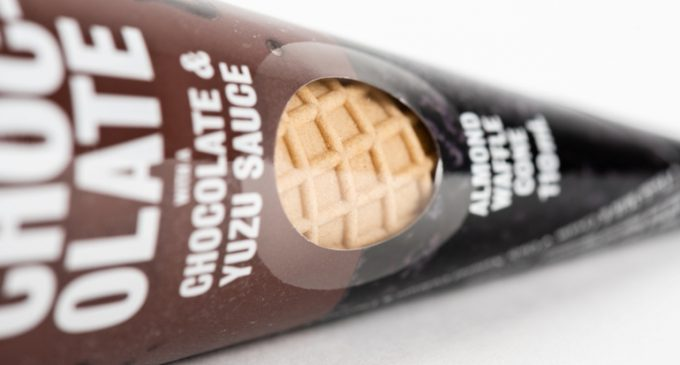 Mondi Shows Innovative Flair With Novel Ice Cream Cone Sleeve and Lid