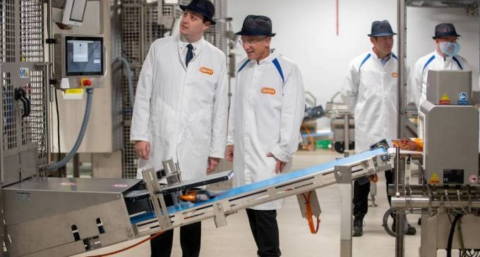 The World's Biggest Meat Alternative Production Facility Opens