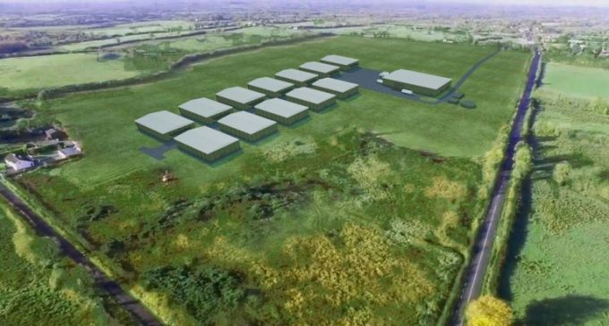 Planning Permission For Irish Whiskey Development