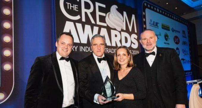 Arla 360 Wins Big Innovation Award at the 2019 Cream Awards