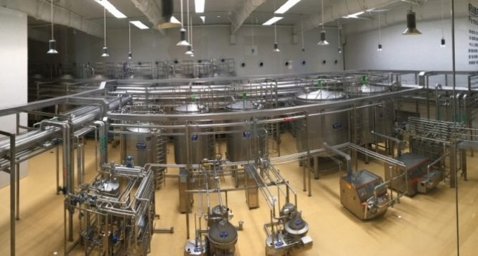 GEA Building the Largest Infant Formula Plant in China
