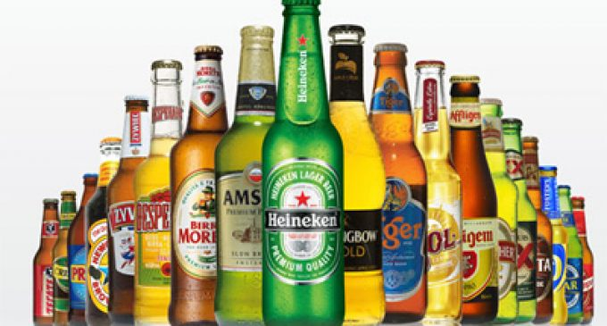 Heineken Delivers Strong Top-line Growth in 2019