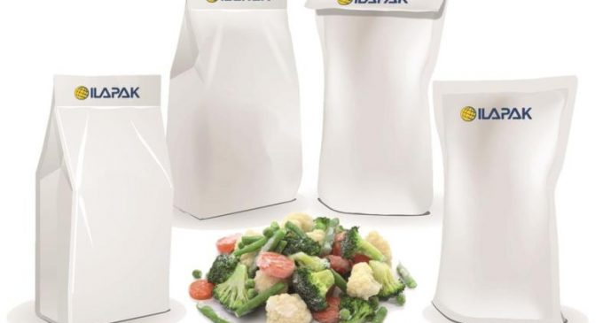 Stand-up Pouches For Stand-out Frozen Veg