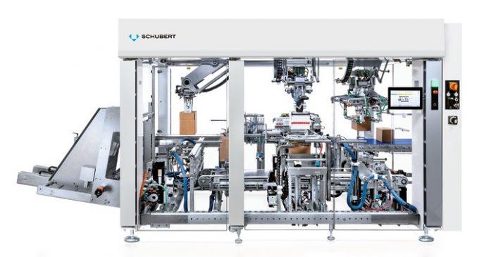 Schubert Targets Simple Packaging Tasks With New Machine Series