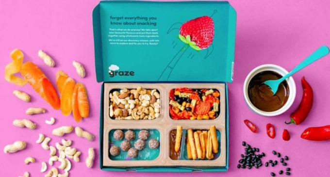 Unilever Acquires Graze