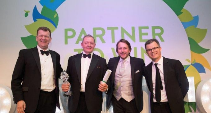 Brakes Names Harrogate Water Top Supplier