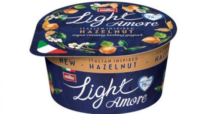 Müller Disrupts UK Luxury Yogurt Segment