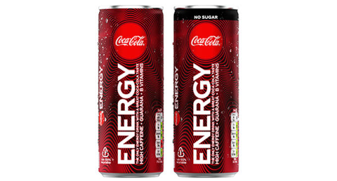 Coca-Cola Great Britain Launches Coca-Cola Energy
