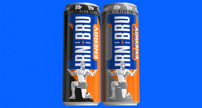 AG Barr Expands IRN-BRU Brand into Energy Drinks Sector