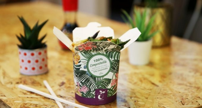 Irish Business is First in Europe to Launch Compostable Packaging For Takeaway Food