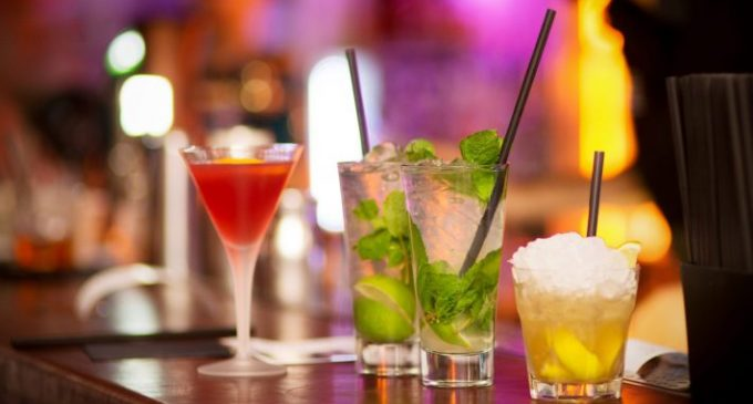 Brits Get a Taste For Cocktails