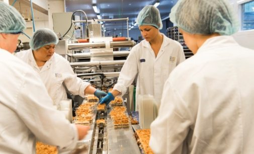 English Food Manufacturers Sign Up to Made Smarter Support