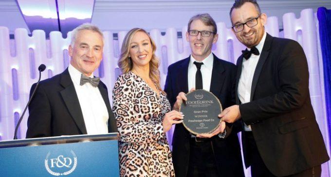 Winners of the 2019 Irish Food & Drink Business Awards