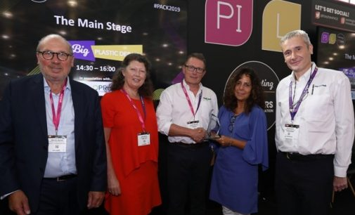 TrakRap Wins EcoPack Challenge at Packaging Innovations