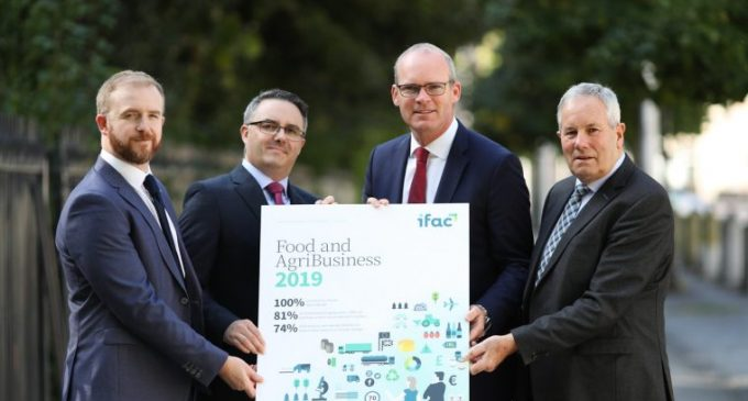 Ifac Launches Irish Food & AgriBusiness Report 2019