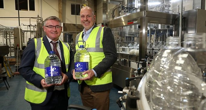 Northern Ireland Mineral Water Company to Invest £3.7 Million