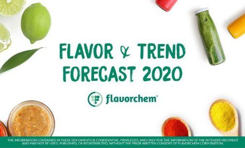 Flavorchem Releases 2020 Flavour & Trends Forecast