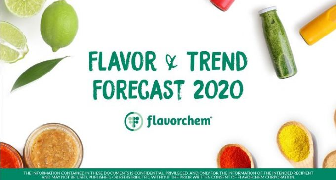 Flavorchem Releases 2020 Flavour & Trends Forecast