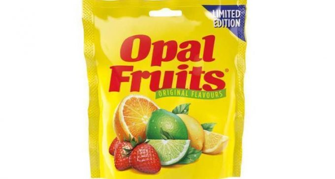 Straight Forward Design Brings Opal Fruits Back to Life After More Than Two Decades