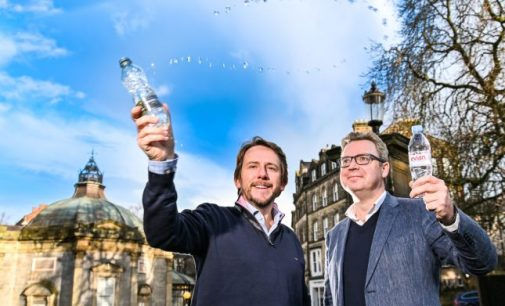 Clearance For Danone's Acquisition of Harrogate Water Brands