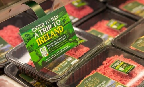 First Consumer Promotion of Irish Beef in the US