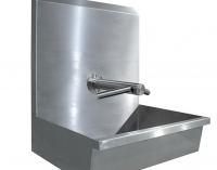 Teknomek hits peak design with new Dyson Airblade wash troughs