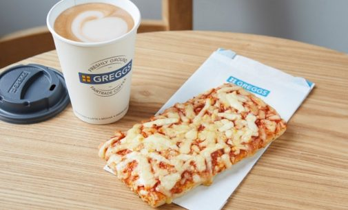 Exceptional Year For Greggs