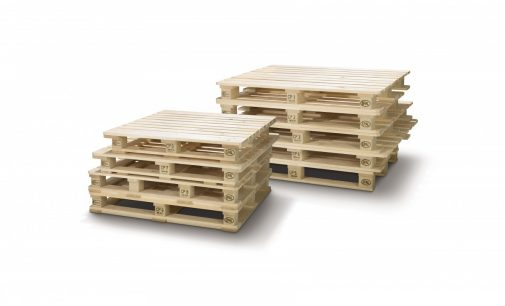 EPAL CP pallets ready for the market